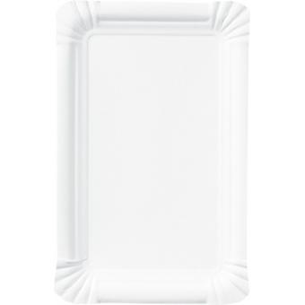carton à knacks 10x16 cm blanc 12x250