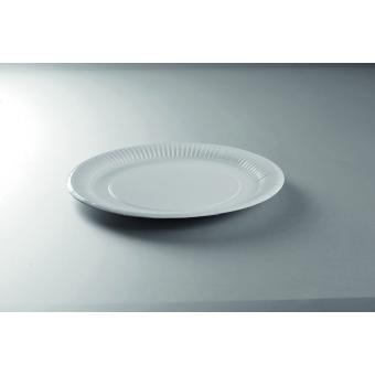 assiette carton Ø 23cm 5x100