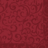Serviette sarala bordeaux