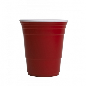 "Gobelet ""party cups"" rouge 47 cl"
