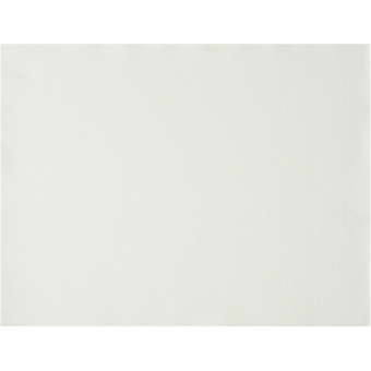 nappage 50 m uni blanc