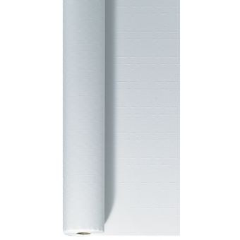 nappage papier uni blanc