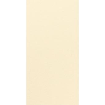 nappage uni crème rect.