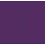 serviette Dunilin unie aubergine