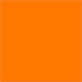 serviette Dunilin unie orange