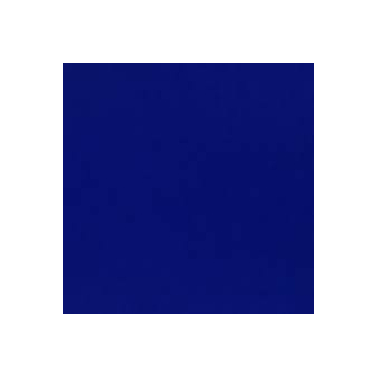 serviette Dunilin unie bleu roi