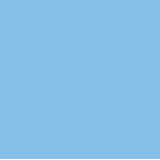 serviette Dunilin unie bleu azur