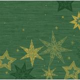 Serviette Star Stories vert