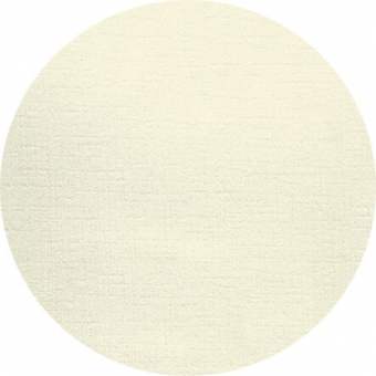 Nappage ø 1,80 m uni crème rond
