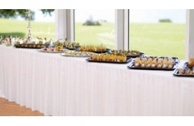 Juponnage buffet DUNI