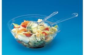 Saladiers et plats éphémères