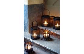 Décoration de table, bougies...